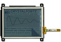 320x240 Resistive Touch Screen LCD CFAX320240DX-TFH-T-TS