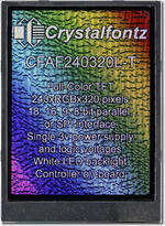 CFAF240320LT - Image unmodified, display appears as the camera perceives the display