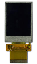 Front View (off) 240x320 IPS TFT
