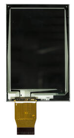 2.7 inch 3-color epaper display module - back