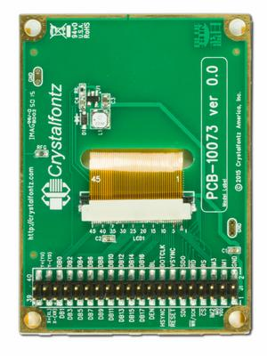 CFAF240320A-032T TFT With Carrier Board (CFAF240320A-032T-CB)