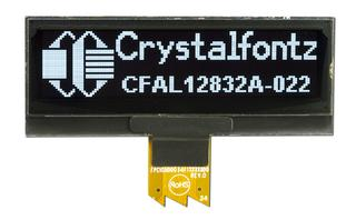 Small 128x32 Graphic OLED (CFAL12832A-022W)