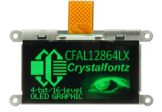 128x64 Graphic OLED Display (CFAL12864LX-G)