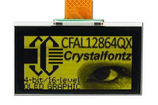 128x64 Graphic OLED Display (CFAL12864QX-Y)