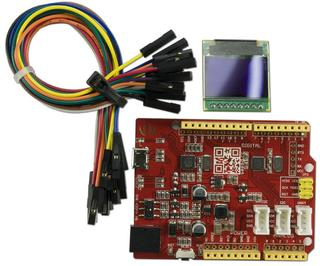 Full-Color OLED Development Kit (CFAL9664BFB1-E1-2)