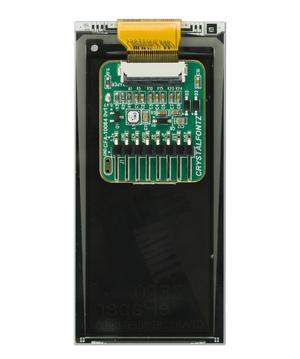 104x212 ePaper with Adapter Board (CFAP104212C0-E2-1)