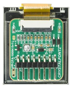 "1.54"" ePaper Display with Adapter Board (CFAP152152C0-E2-1)"