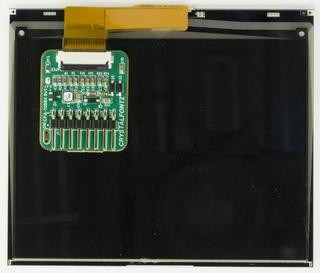 3-Color ePaper with Adapter Board (CFAP400300C0-E2-1)