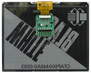 "5.83"" ePaper with Adapter Board (CFAP600448A0-E2-1)"