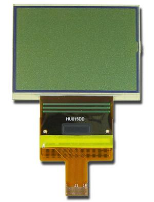 Lightweight 128x64 SPI Graphic LCD (CFAX12864CP1-NGH)