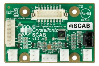 System Cooling Accessory Board (SCAB)