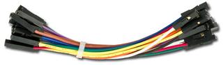 Female to Female Jumper Wires (WR-JMP-Y41)
