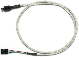 Micro USB to 4-Pin Cable (WR-USB-Y34)